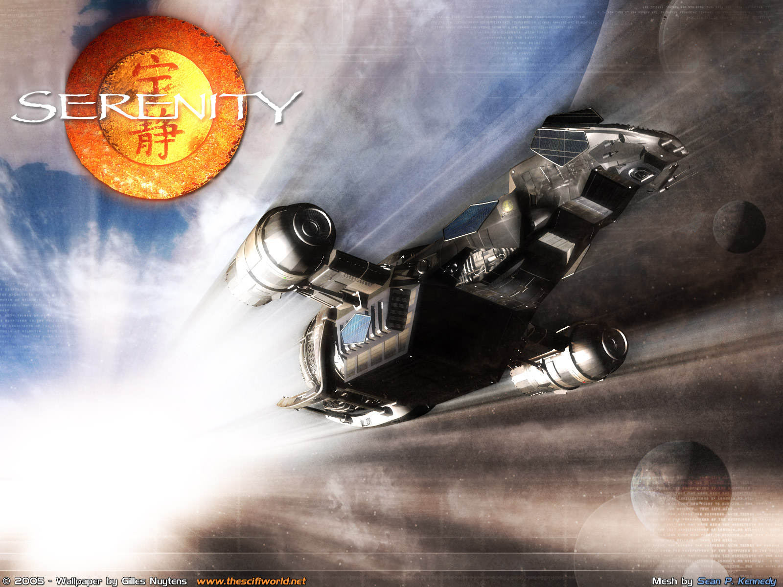 firefly serenity wallpaper table 3 - photo #16